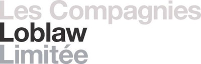 Les Compagnies Loblaw Limitee logo. (Groupe CNW/Loblaw Companies Limited)