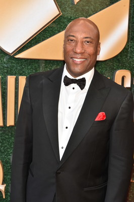 Byron Allen, Founder/Chairman/CEO of Allen Media Group/Entertainment Studios