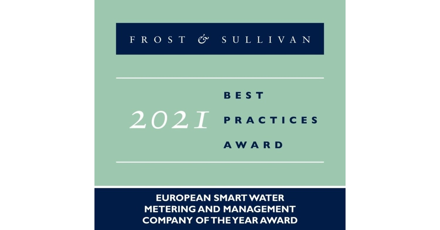 Birdz Commended by Frost & Sullivan for Its Smart City-focused Intelligent Water Solutions and Services - PRNewswire