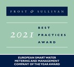 Birdz Commended by Frost & Sullivan for Its Smart City-focused Intelligent Water Solutions and Services