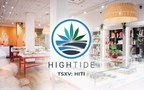 High Tide Opens New Cannabis Retail Store in Toronto