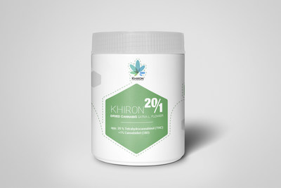 Khiron UK medical cannabis products THC (CNW Group/Khiron Life Sciences Corp.)