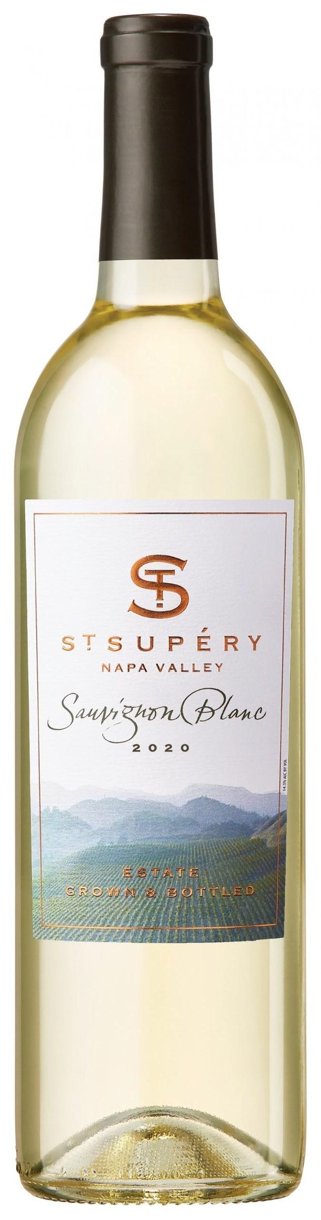 2020 St. Supéry Napa Valley Estate Sauvignon Blanc