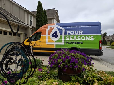 Four Seasons Plumbing encourages Asheville residents to celebrate Earth Day by reducing water consumption.