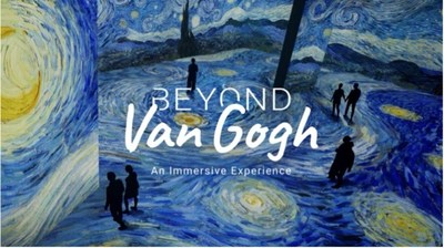 BEYOND VAN GOGH: An Immersive Experience OPENS IN DETROIT ON JUNE 25, 2021, Tickets on sale NOW @ WWW.VANGOGHDETROIT.COM (CNW Group/Beyond Exhibitions)