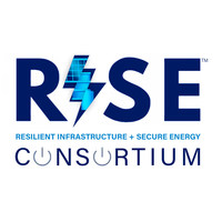 Resilient Infrastructure + Secure Energy (RISE) logo