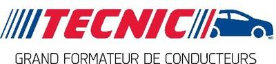 Logo de Écoles de conduite Tecnic (Groupe CNW/Écoles de conduite Tecnic)