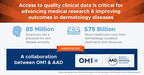 American Academy Of Dermatology Collaborates With OM1 To Empower...