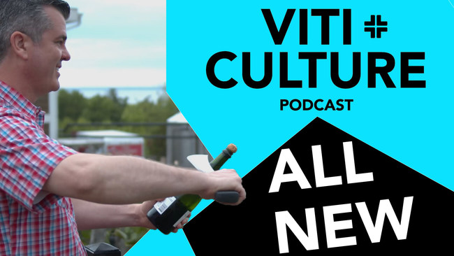 The Viti+Culture Podcast launches April 8, 2021, and features a range of guests as well as weekly talks on what is happening in the vineyard.