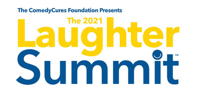 The ComedyCures Foundation 2021 Laughter Summit Logo