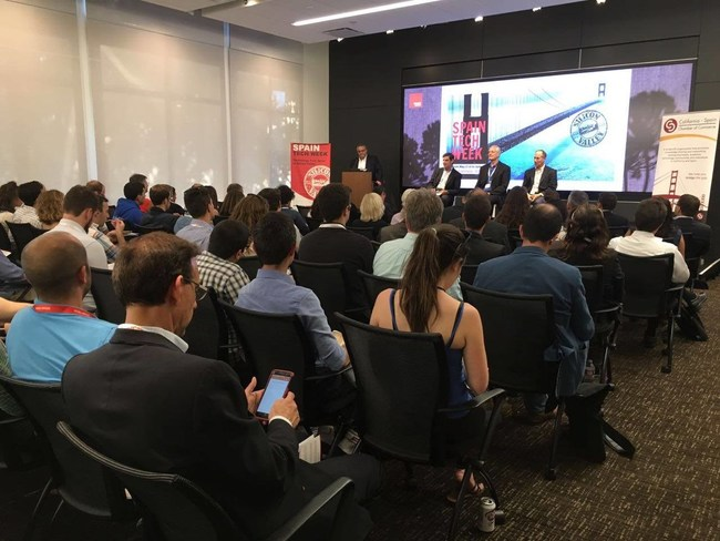 Founded in 2010, the California Spain Chamber of Commerce has a long track record organizing events to connect VCs and startups.