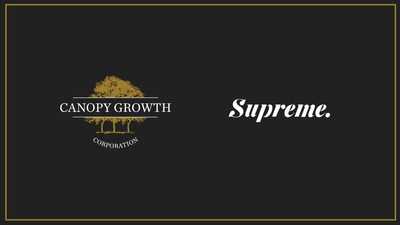 Canopy Growth has announced a definitive agreement to acquire The Supreme Cannabis Company. (CNW Group/Canopy Growth Corporation)