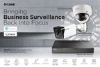 D-Link's New Vigilance Series Solutions Boast Reliable, High-Resolution Business Surveillance