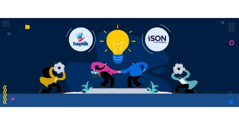 Jio Haptik s'associe à iSON Xperiences pour permettre aux entreprises d'Afrique de bénéficier d'un service client basé sur l'intelligence artificielle