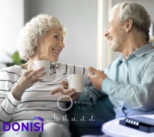 Contact-Free Health Measurement and Decision Support. Donisi: Changing Lives Without Changing Lifestyles.