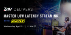 Evertz Integrates the Zixi SDVP for IP Video Delivery...