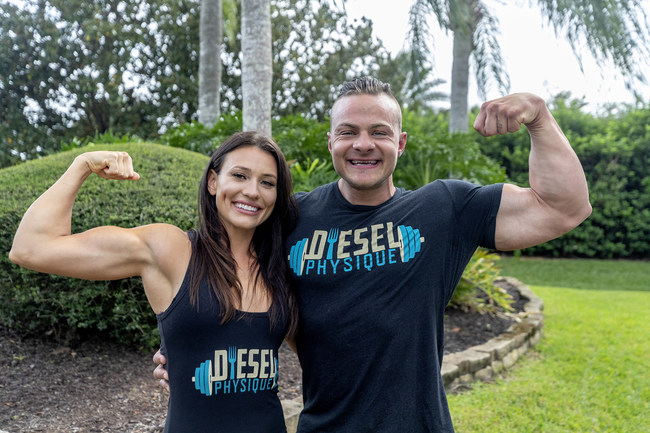 Founders Daniel and Shanda Sullivan have helped thousands achieve thier fitness goals with the My Diesel Physique Challenge, now avaialble for the first time in Spanish for Latin America.
