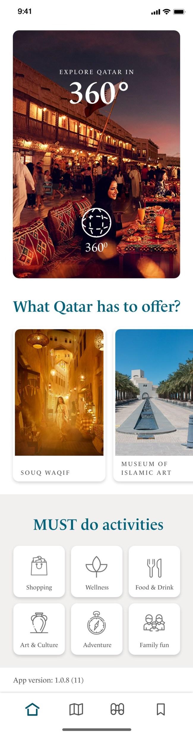 Qatar National Tourism Council (PRNewsfoto/Qatar National Tourism Council)