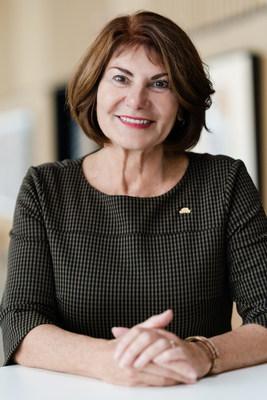 Chantal Deschamps, mairesse de Repentigny, ne sollicitera pas un 7e mandat. (Groupe CNW/Ville de Repentigny)