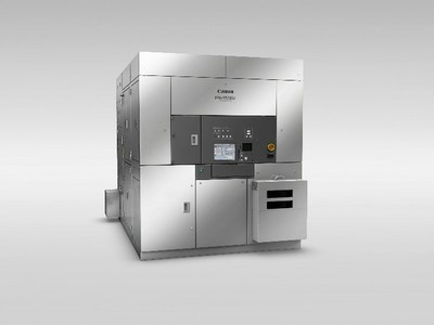 Canon Commences Sales of the FPA-5520iV LF Option for Back-End Process Semiconductor Lithography Systems