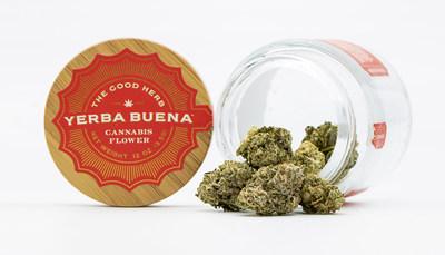 Yerba Buena cannabis flower