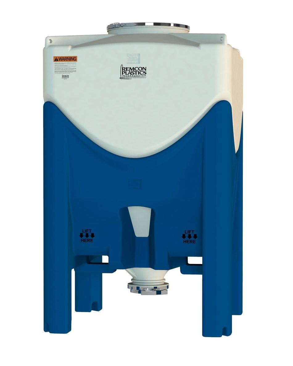 Remcon Plastics' Dry Bulk Hopper 60/45