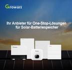 Growatt führt seine PV- und Speicherlösung für Hausbesitzer in Deutschland ein