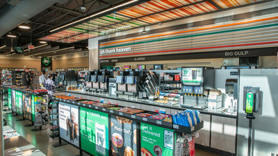 Latest 7-Eleven Evolution Store Opens in Prosper, Texas