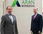 Aran Biomedical creará 150 nuevos puestos de trabajo...