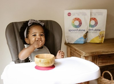 SpoonfulONE is the most complete way to feed your baby food allergens.
