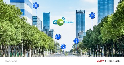 Silicon Labs Expands IoT Wireless Portfolio with Standards-Based Wi-SUN Technology