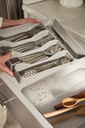 New HEXA™ In-Drawer Organizers and Silverware Trays from...