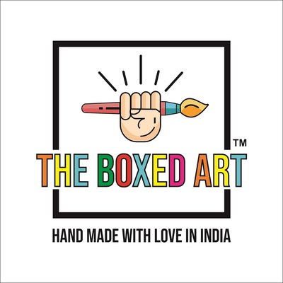 The Boxed Art Logo (PRNewsfoto/The Boxed Art)