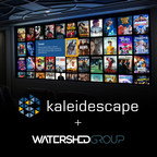 The Watershed Group Becomes Exclusive Kaleidescape Canadian...