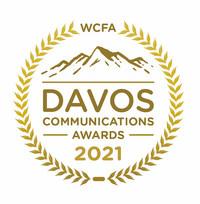 Davos Communications Awards Logo