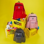 JanSport Launches Backpack Line Made with 100% Surplus Materials...