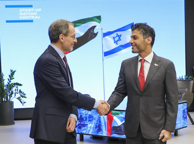 New UAE Ambassador to Israel and Start-Up Nation Central launch a joint task-force to advance technological innovation between the two nations