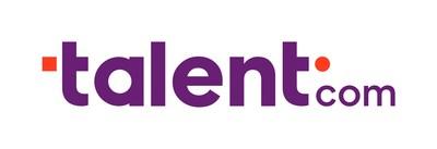 Logo de Talent.com (Groupe CNW/Talent.com)