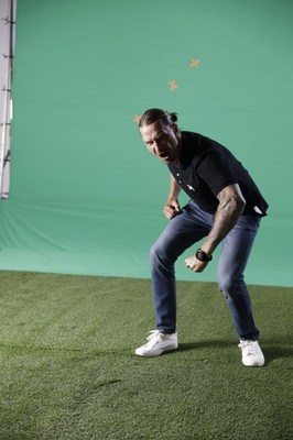 Shooting day with Dale Steyn for Parimatch