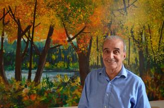 Lio Faridani通过为客户提供客户来雕刻NFT艺术世界的利基
