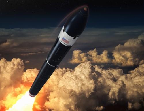 Phantom's Daytona Rocket Render