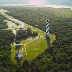 Views from Your Parks: New Webcam Brings Cape Hatteras Lighthouse View to You