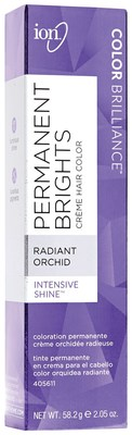 Ion Permanent Brights Creme Hair Color, Radiant Orchid, Product Image