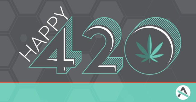 Happy 420 from Akerna