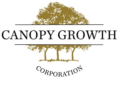 Canopy Growth LOGO (CNW Group/Canopy Growth Corporation)