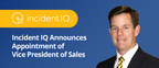 Incident IQ Announces Appointment of Vice President of Sales...