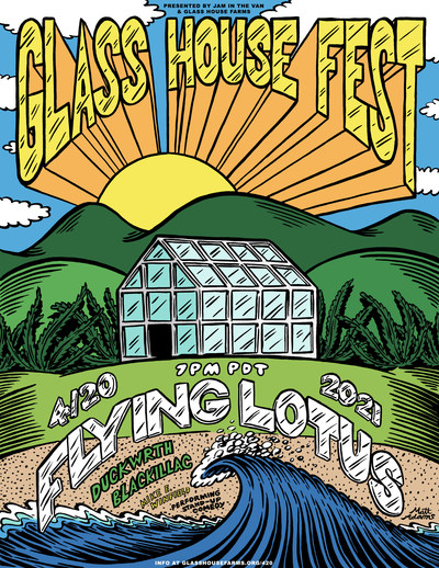 Glass House Farms Announces 4/20 Day Trip, An In-Person and Virtual Celebration