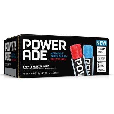 Powerade product box