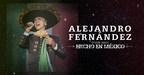 Alejandro Fernández anuncia su gira de otoño por Estados Unidos...