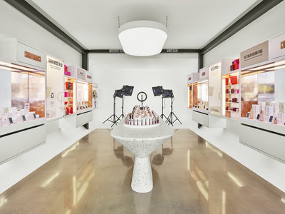 Inside the LIVE @ Abbot Kinney store with content studio
